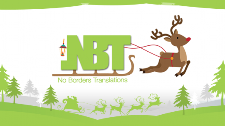 Merry Christmas 2016 from No Borders Translations
