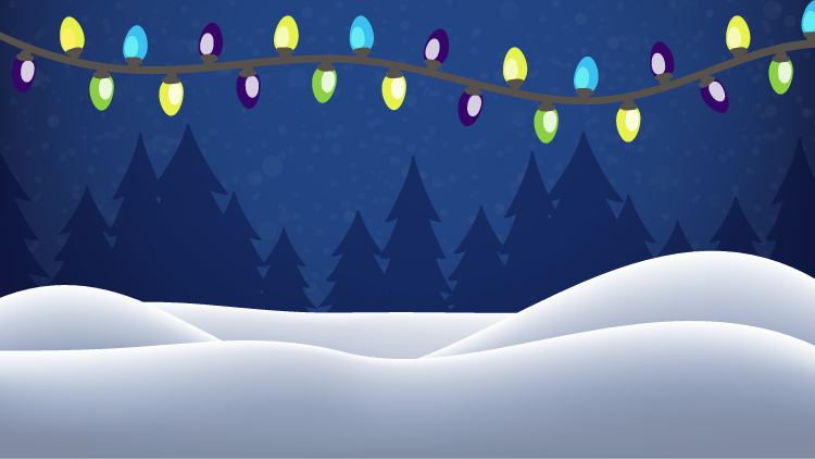 The winter holidays are almost here – Merry Christmas!