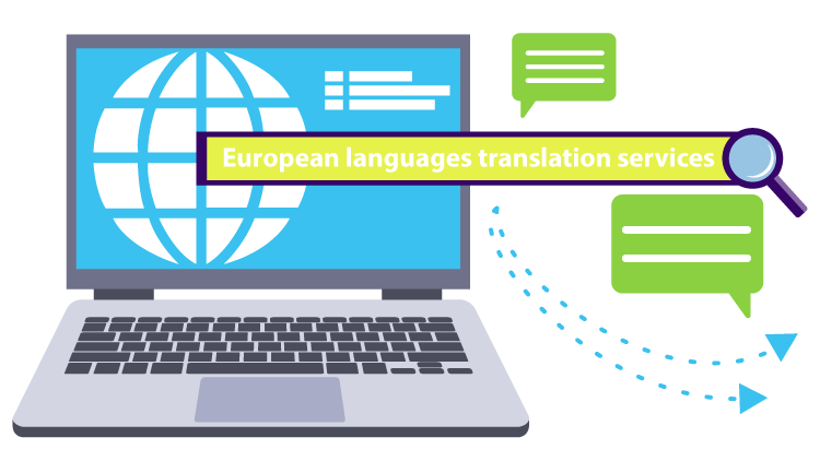 European languages translation services hard to find?